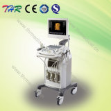Thr-Us9902 de Medische Scanner van de Ultrasone klank 3D met Karretje