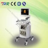 Thr-Us9902 Medical Ultrasound Scanner 3D com carrinho