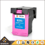 Cartuccia di inchiostro compatibile Remanufactured di colore 63XL per l'HP 2130 3630 1111 4520 4650 5740