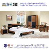 王が付いているSize Bed (706A#)現代ホーム寝室の家具