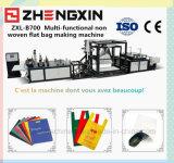 Bolso respetuoso del medio ambiente no tejido que hace que la máquina tasa (ZXL-B700)