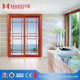 贅沢な住宅のための緩和されたガラスの引き戸