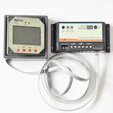 regulador/Regurator del cargador de 20AMP 12V/24V con Meter-Mt1 alejado dB-20A