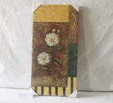 كلاسيكيّة رفاهيّة فنّ بيضاء [يوهوا] بيتيّة زخرفة نوع خيش صورة زيتيّة