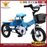 encima de estilos superiores de la manera y de triciclos de acero coloridos del bebé
