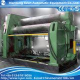Vente chaude ! Machine de roulement de plaque de Mclw12CNC-50X3000 4-Roller avec la norme de la CE