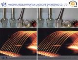 Bicos de fonte reta Universal Jorrando Fountain Bico (latão ou aço inoxidável)