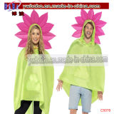 Fatos do Dia das Bruxas Raincoat Factory Agente Marítimo (C5078)