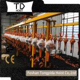 0.75ton 1 tonne 1.6 tonne 3.2 tonnes 6 tonnes élévateur de levier de 9 tonnes/bloc de levier/élévateur manuels levier de rochet