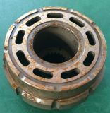 La pompe hydraulique d'excavatrice de TRACTEUR À CHENILLES partie (E120B)