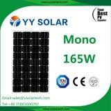 Énergie solaire mono du watt 160watt de la CE TUV 165