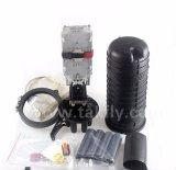 verticale de 12 à 96 ports/pièce jointe d'épissure fibre optique de dôme