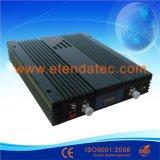 20dBm 70dB Egsm WCDMA Dual repetidor móvel do sinal da faixa