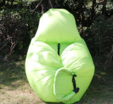 De populaire Luie Stoel van het Kinderspel van de Lucht van de Hangmat van de Bank van de Zak Opblaasbare (L065)
