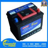 DIN56221 MF 12V62Ah Необслуживаемая аккумуляторная батарея автомобиля