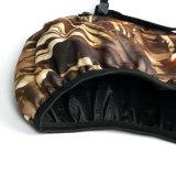 O portador do estilingue da curva do neopreno Rápido-Coube o portador da curva com o chicote de fios de Treestand & Pockets APG Camo Esg10217