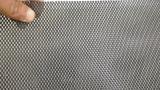 Покрашенное нержавеющей сталью плетение экрана окна над миром на сбываниях