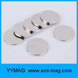 Néodyme N35 N45 N40 N42 N38 N48 d'aimants de disque
