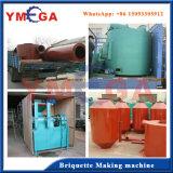 Qualidade superior da China Automatic Sawdust Log Making Machine