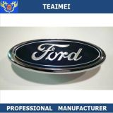 Logotipo do carro ABS Chrome Car Badges Emblems For Auto Parts