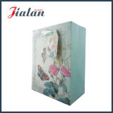 Cheap Different Designs Custom Glitter Printed Paper Bag para Jeans