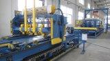 A pregagem de paletes de madeira totalmente automático a máquina