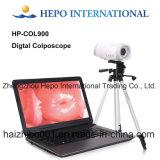 Colposcope portatif gynécologique de Digitals de note de la CE (HP-COL900)