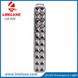 20PCS 원격 제어 재충전용 LED 비상등