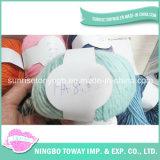 Ручного вязания перчатки из полиэфирного волокна шерсти хлопка фантазии пряжи -11