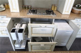 Casa de gran calidad mobiliario de madera maciza gabinetes de cocina