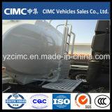 Capacidad del carro del tanque del carburante-aceite/de agua de Isuzu Qingling Vc46 20m3