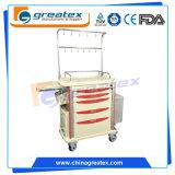 Krankenhaus-medizinische Karren-Infusion-Stützlaufkatze (GT-TAQ204)