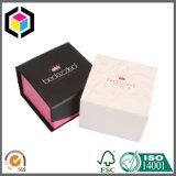Коробка подарка изготовленный на заказ ювелирных изделий бумаги картона цвета упаковывая
