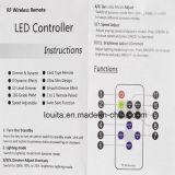 Мини-RF контроллер для LED один цвет газа