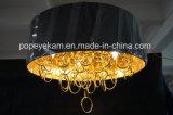 Dekoratives Eisen-Gold überzogene Leuchter-hängende Beleuchtung (ka9022)