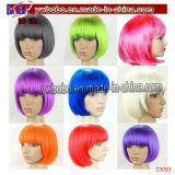 Produits de fête d'anniversaire de la Chine Yiwu perruque afro Serive Agent (C3051)