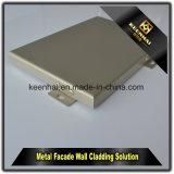 Comitati di alluminio esterni o interni personalizzati colore con il rivestimento di PVDF