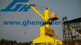 40t30m油圧クウェイの電気移動式貨物クレーン