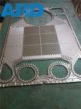 De Pakking NBR EPDM Viton van de Warmtewisselaar van de alpha- Plaat Ec700 Alfavap650 Alfavap700 van Laval Ec650
