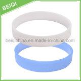 Form kundenspezifischer Farbe geänderter UVsilikonWristband