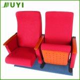 Jy-602mによって使用される木の劇場の会議室の椅子折るコンサートの椅子