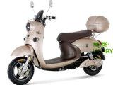 Motocicleta elétrica funcionada 60V quente dos homens da grande distância dois da venda 1000W