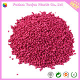 Rose rotes Masterbatch für Plastikrohstoff