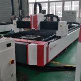 De automatische CNC Machine van de Gravure van de Laser van het Metaal van de Vezel van de Koolstof Scherpe (eeto-fls1000-3015)