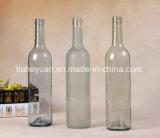500ml de transparante Loodvrije Fles van de Olie van de Sesam van de Fles van de Saus van het Glas