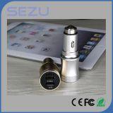 Новая модель 3 в 1 2 Port двойном заряжателе автомобиля USB 3.1A для iPhone для Samsung