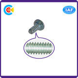 Гб/DIN/JIS/ANSI/Carbon-Steel Tenon Stainless-Steel темно-блоссом с головкой