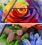 Flor fresca preservada