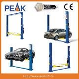 Symmetrischer Auto-Aufzug mit Cer-und 2 Pfosten-Typen