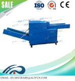 Tissu Machine de découpe pour le recyclage des déchets pour Jeans/vêtements et textiles en coton de tissu Déchets Les déchets de fils machine d'ouverture de la machine de nettoyage des déchets de coton coupeuse en long